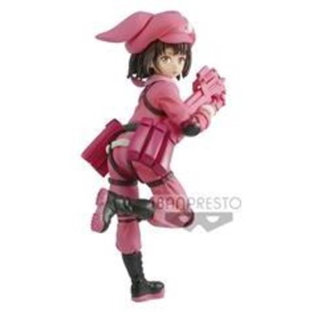 Banpresto: Sword Art Online - Alternative - Gun Gale Online LLENNFigure (Guns And Swords)