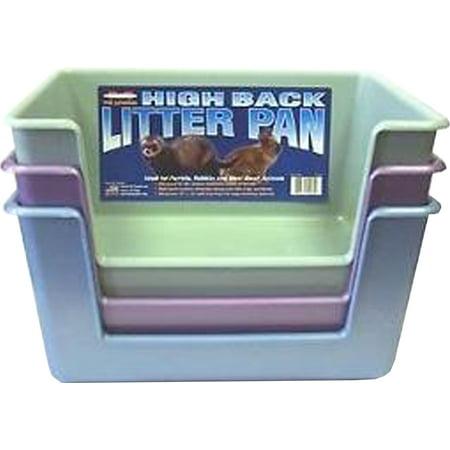 Marshall Pet Products-Ferret Hi-back Litter Pan 48 In Hi Back Litter Liner