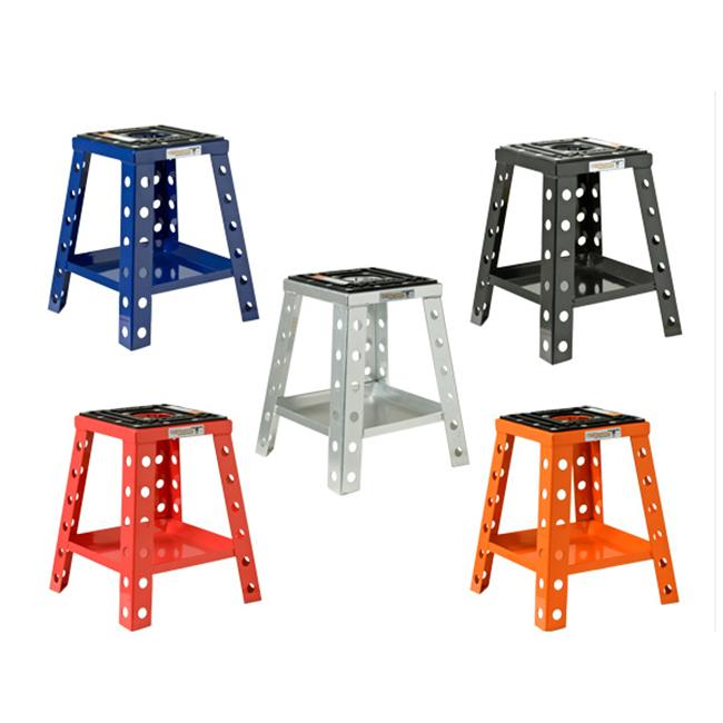 Pit Posse PP145R Aluminum Bike Stand, Red