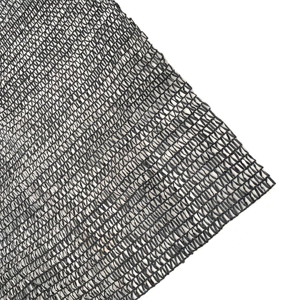 Agfabric 40% Sunblock Shade Cloth 6x24ft Black -Cut Edge with Free clips for Plant Cover Greenhouse,Barn,Kennel, Pool, Pergola or Carport