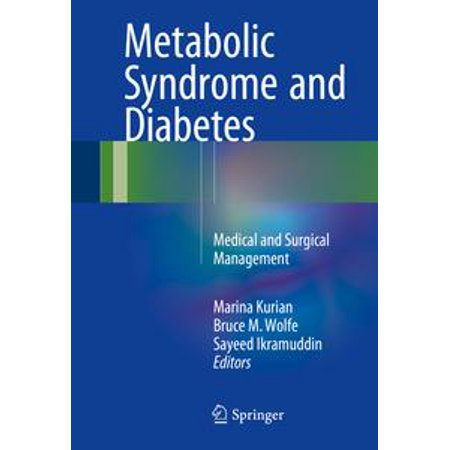 Metabolic Syndrome and Diabetes - eBook