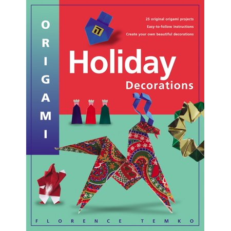 Origami Holiday Decorations : For Christmas, Hanukkah and Kwanzaa - Hanukkah Decoration Ideas