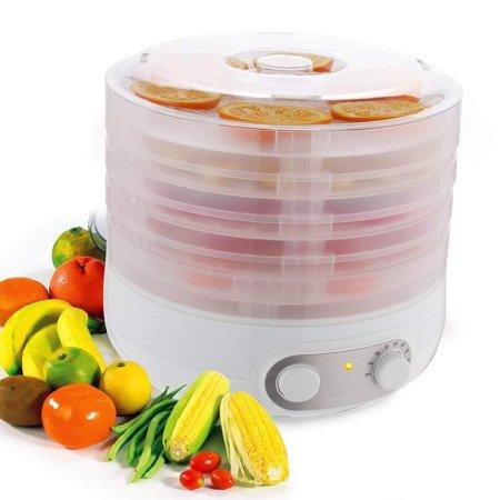 Excelvan 5 Tier 240w Electric Food Fruit Dehydrator