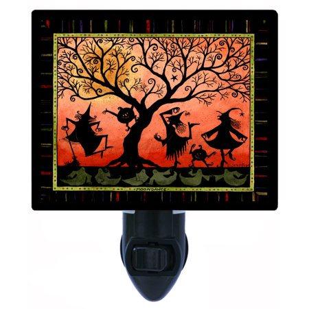 Night Light - Photo Light - Moondance - Halloween (Halloween Night Light Bulbs)
