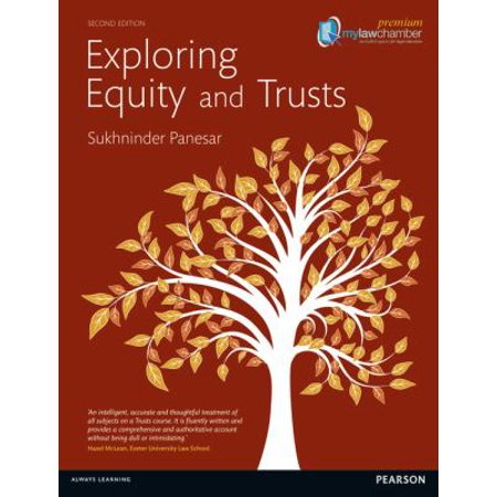 Exploring Equity And Trusts Mylawchamber Pack  Paperback