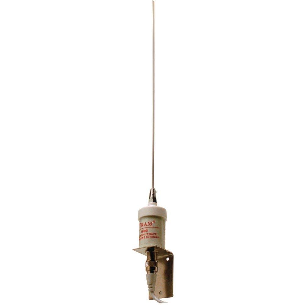 Tram WSP1600HCG 38 inch VHF Marine Antenna by TRAM