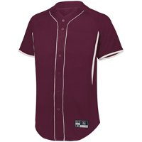 Holloway Men's Game7 Full-Button Baseball Jersey - 221025