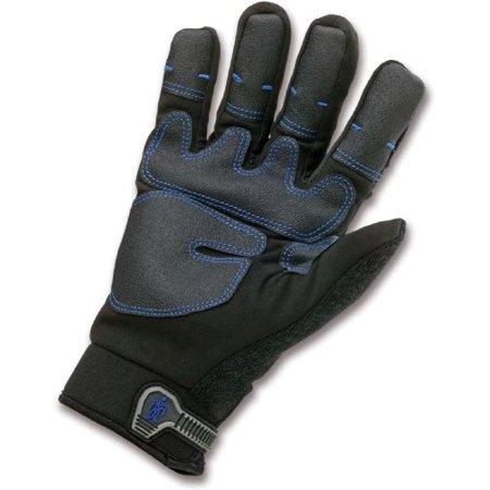 (Ergodyne ProFlex 818WP Thermal Waterproof Utility Gloves, Black, 2X-Large)