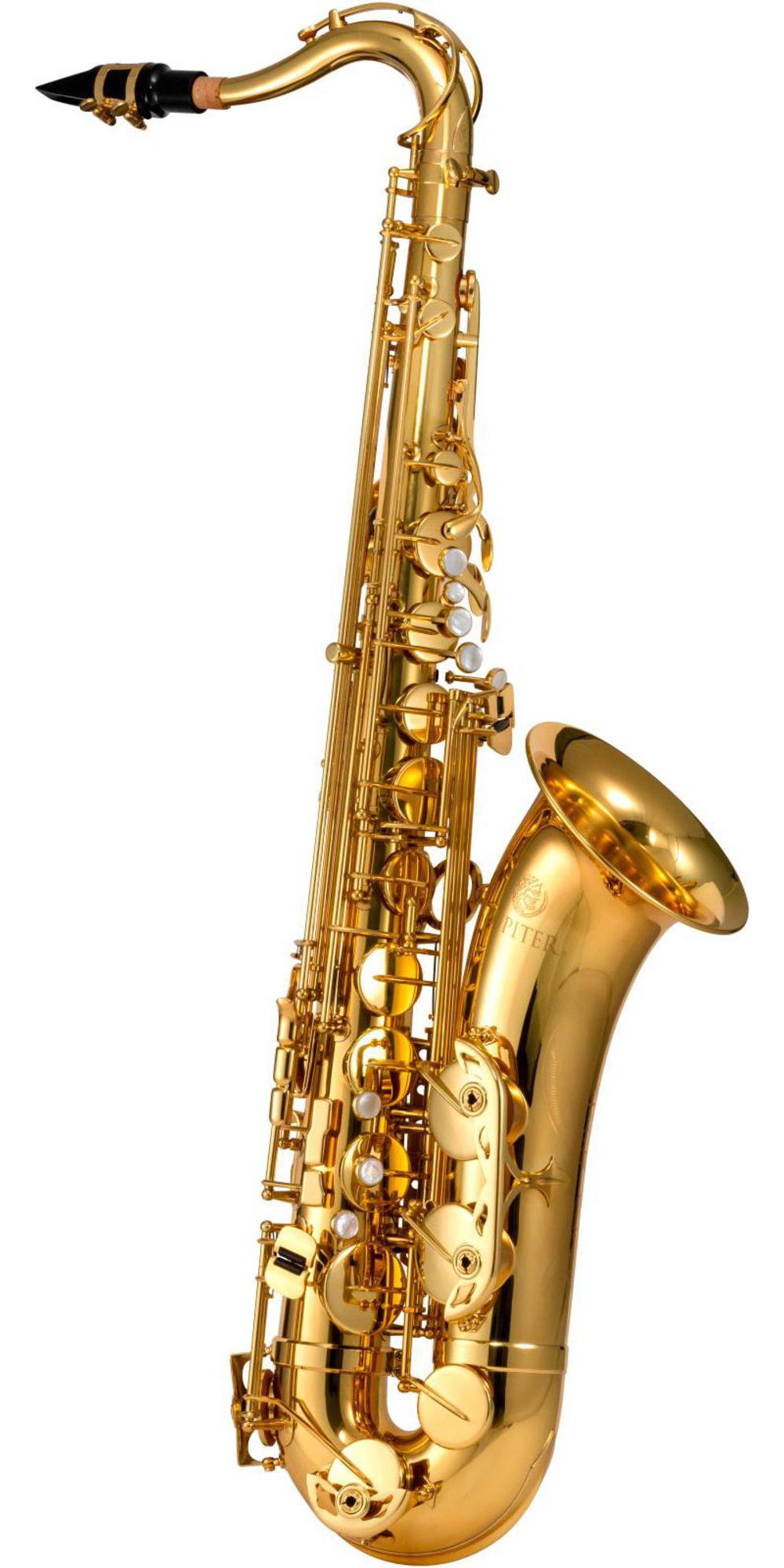 Jupiter JTS1100 Tenor Saxophone Gold Lacquer Gold Lacquer by Jupiter