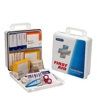 First Aid Only 75 Person Office First Aid Kit, Plastic Case, 312 Pc