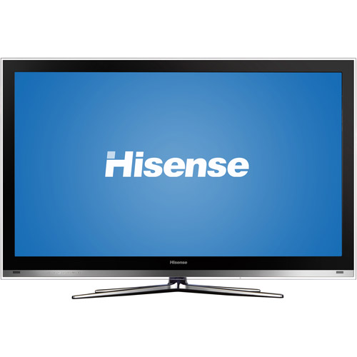 "Hisense 55"" Class LED-LCD 1080p 120Hz  Internet HDTV with Elegant Swivel Stand. (1.5"" ultra-slim)"