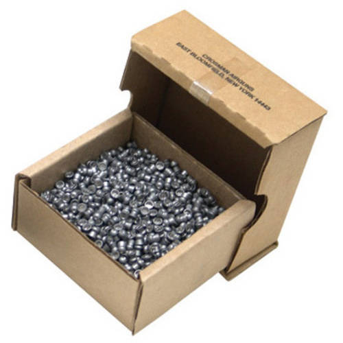 Crosman Premier Domed .177 Caliber 7.9gr Airgun Pellets, 1,250ct