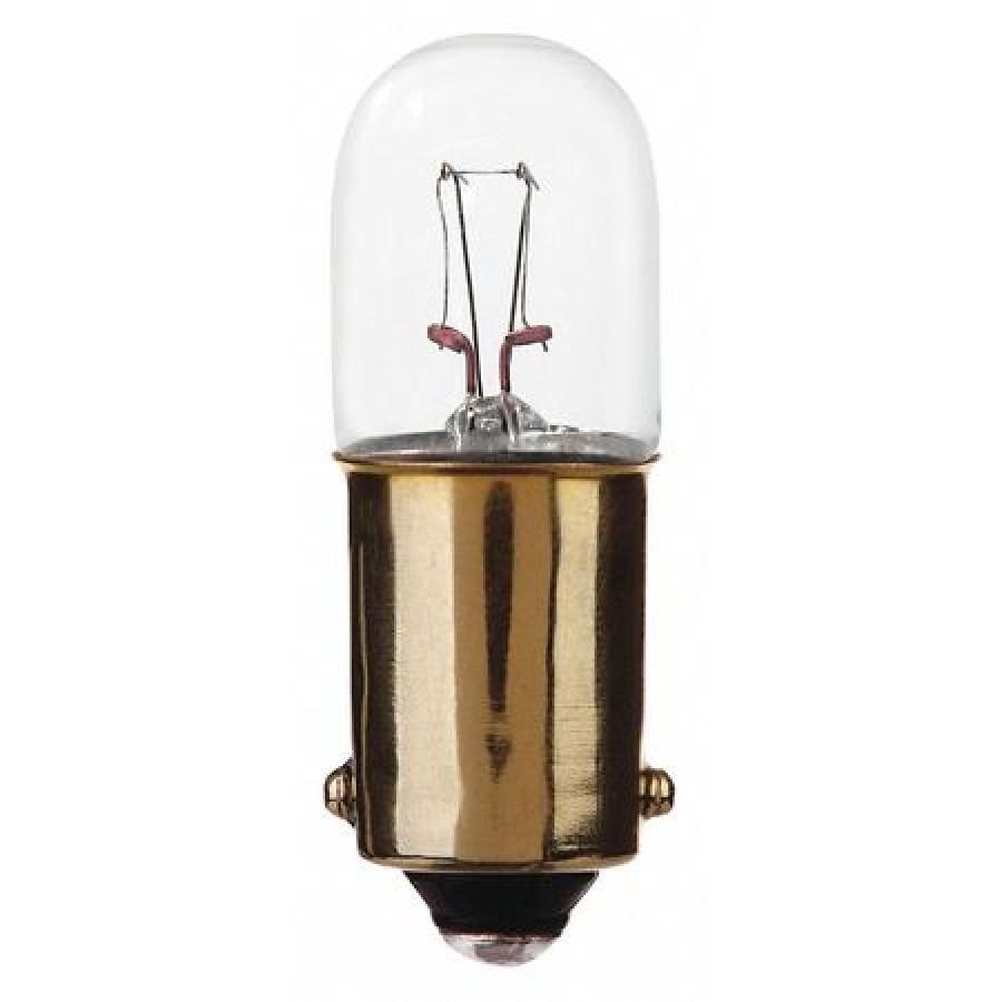 LUMAPRO 2FMV9 Miniature Lamp,1446,2.4W,G3 1//2,12V,PK10