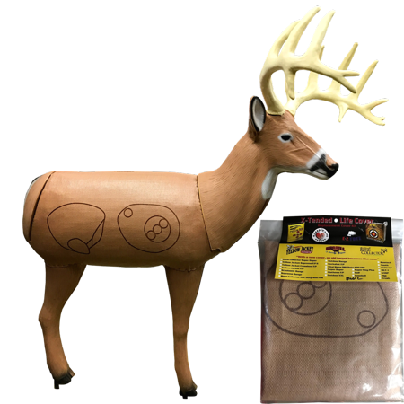 Morrell 315-Rc Bionic Buck Iii Field Point Classic 3D Archery Target REPLACEMENT
