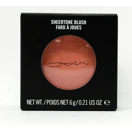 MAC Sheertone Blush Peaches 0.21 Ounces