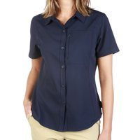 Allforth Women's Catalpa Performance Short-Sleeve Shirt