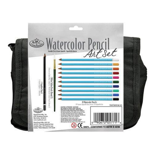 Watercolor Pencil Satchel Art Set Walmart Com
