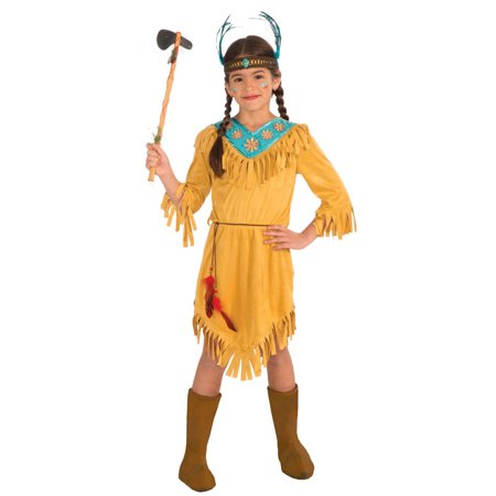 Little Flower Native American Costume