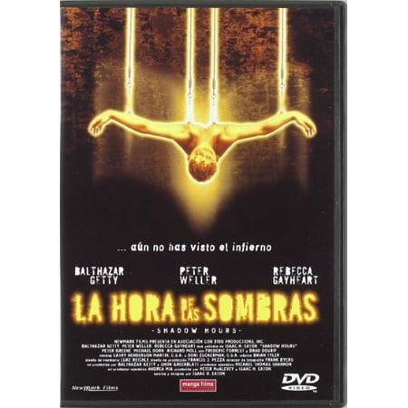 Shadow Hours [ NON-USA FORMAT, PAL, Reg.2 Import - Spain ]