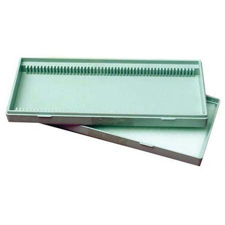 Olympia Sports 14947 Slide Storage Box - Plastic - Holds 50 - Spirt Store