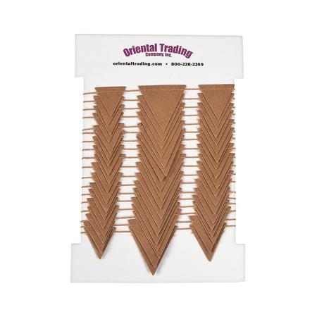 - Fun Express - Flag Paper Ribbon - Craft Supplies - Scrapbooking Embellishments - Misc Scrapbooking Embellishments - 1 Piece