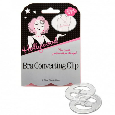 0bfba2785e Hollywood Fashion Secrets - Bra Converting Clip