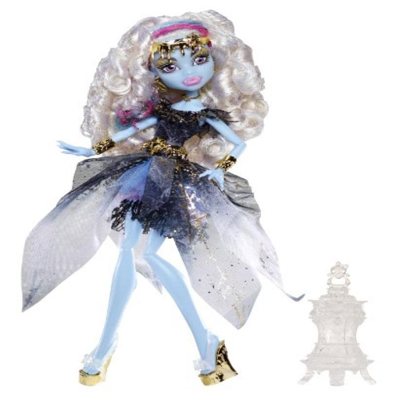 Monster High 13 Wishes Abbey Bominable Doll by Mattel, Inc.