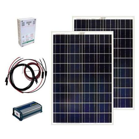 Grape Solar Gs 200 Kit Solar Panel Kit 200w