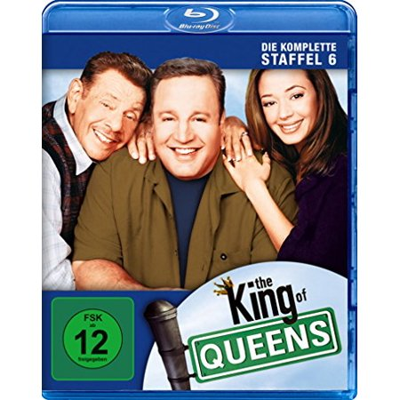 The King of Queens (Complete Season 6) - 2-Disc Set ( The King of Queens - Season Six (24 Episodes) ) [ Blu-Ray, Reg.A/B/C Import - Germany
