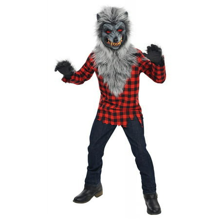 Sin City 2 Halloween Costumes (Hungry Howler Child Costume -)