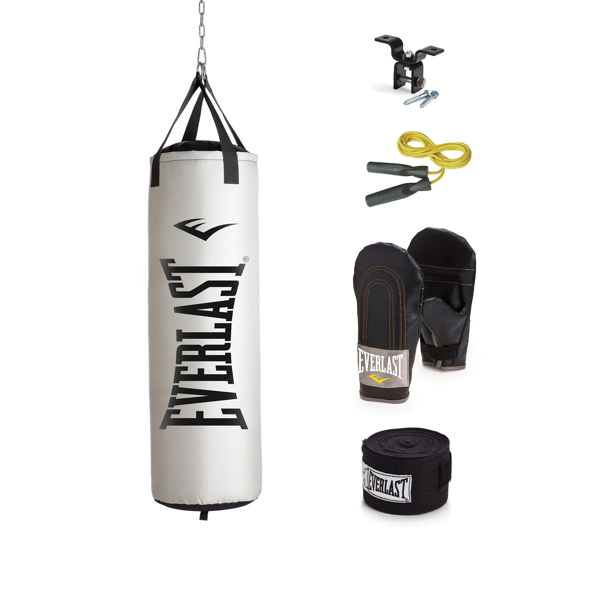 80 lb Platinum Heavy bag Kit