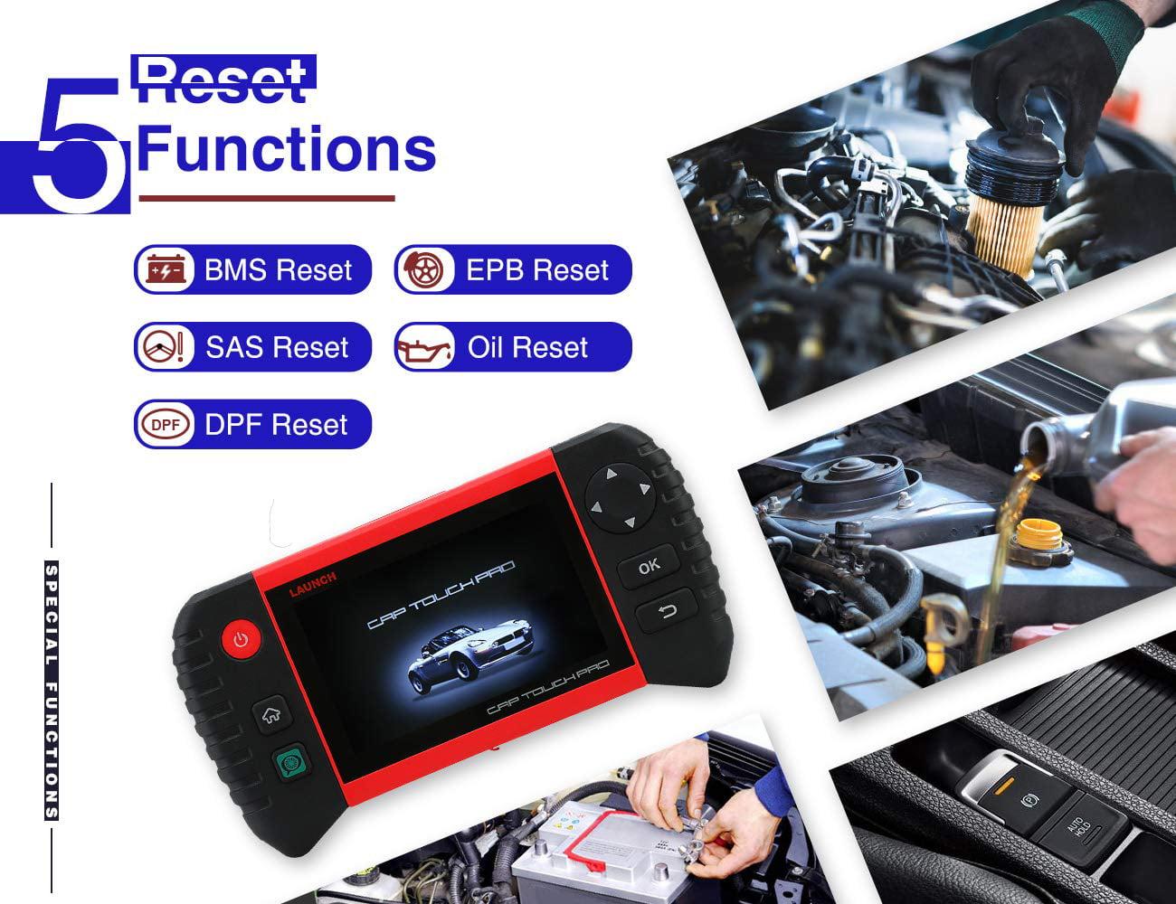 Launch CRP Touch Pro 5 0