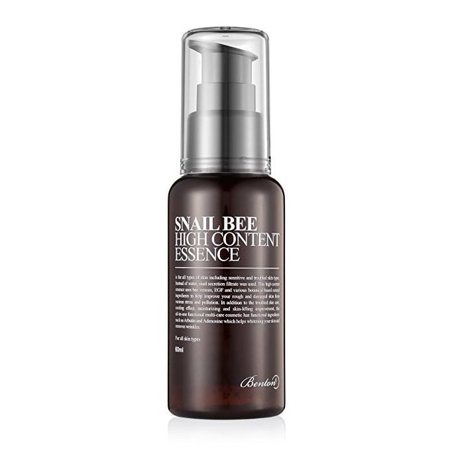 Benton Snail Bee High Content Essence, 2.02 Oz (Benton Snail Bee High Content Skin Review)