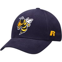 Georgia Tech Yellow Jackets Russell Athletic Endless Adjustable Hat - Navy - OSFA