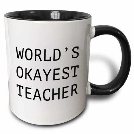 Teacher Stuff (Symple Stuff Minatare World's Okayest Teacher Coffee)