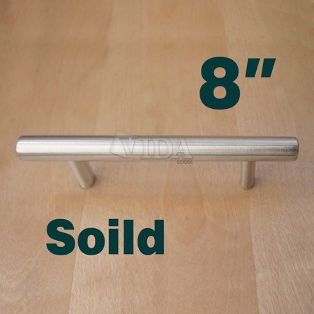 Hardware Stainless Steel Drawer Pull - Vidagoods 8
