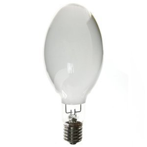 MV400/DX/ED28 400-Watt Mercury Vapor H33 Bulb E39 Mogul Coated ()