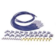 Moroso Ultra 40 Spark Plug Wire Set Spiral Core 8.65 mm Blue V8 P/N 73801