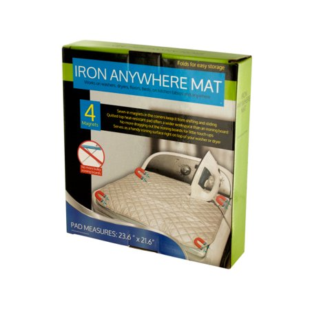 Iron Anywhere Mat with Magnets](Bulk Magnets)