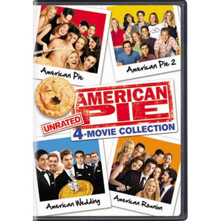 America Pin (American Pie: The Complete Collection (DVD) )