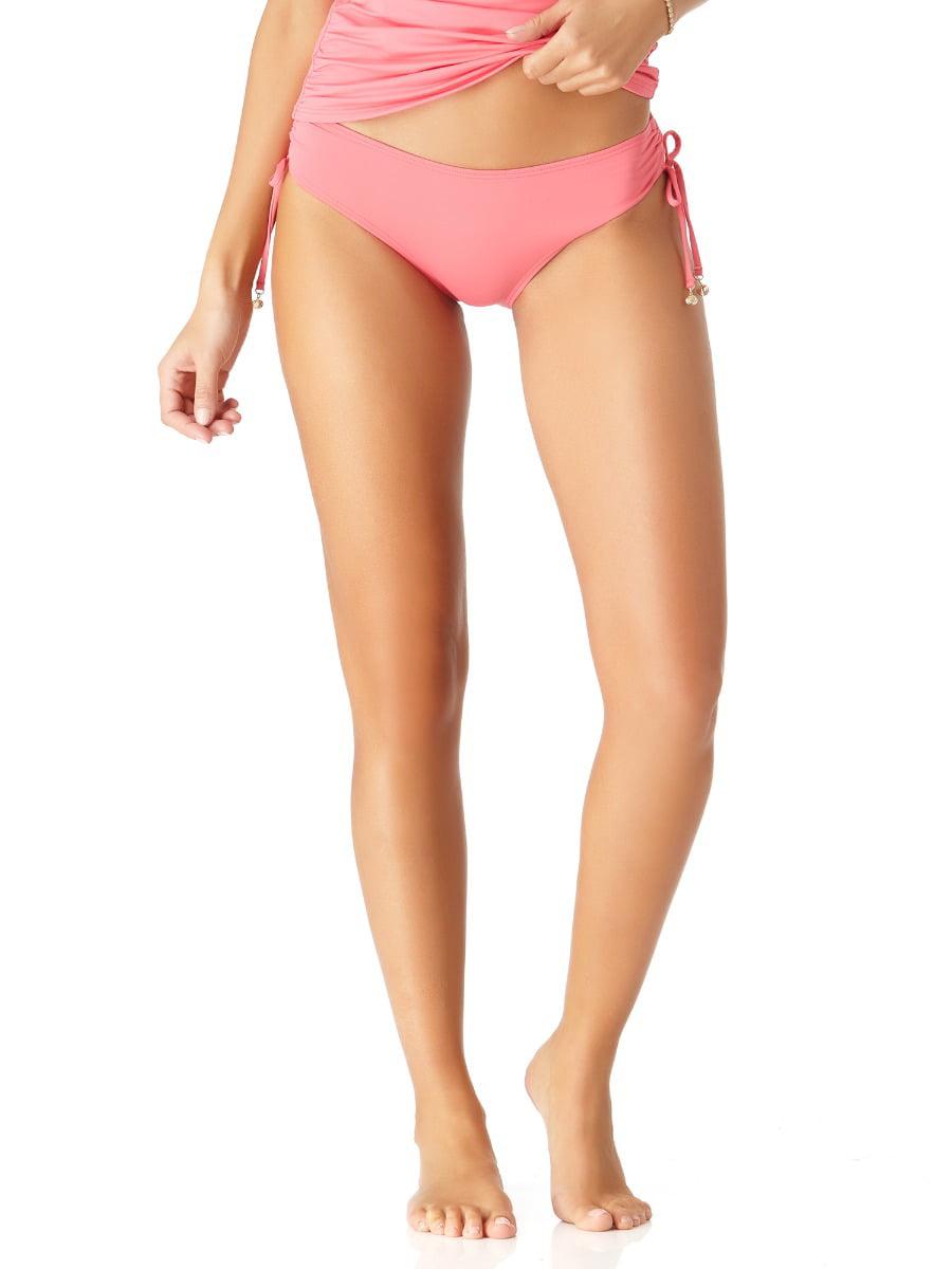 Anne Cole Women's Live In Color Side Tie Bikini Swim Bottom