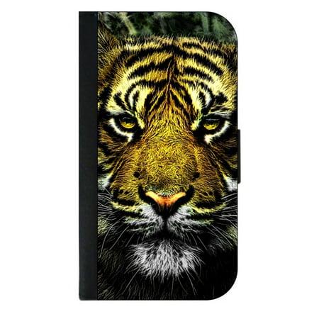 1de4cf9c Golden Tiger Wallet Phone Case for the iPhone 10/X/XS - iPhone X Wallet  Case - iPhone 10 Wallet Case - iPhone XS Wallet Case - Walmart.com