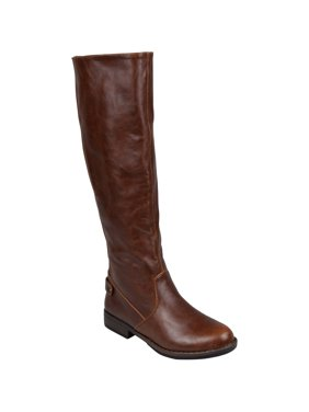 b8602af676d Product Image Women s Mid-calf Round Toe Boots