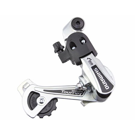 bike Rear Derailleur 7 Speed Shimano Tourney Ty-21 Direct. 147812