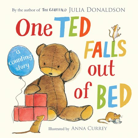 One Ted Falls Out of Bed A Counting Stor (Board Book)