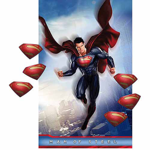 Superman Party Board Game