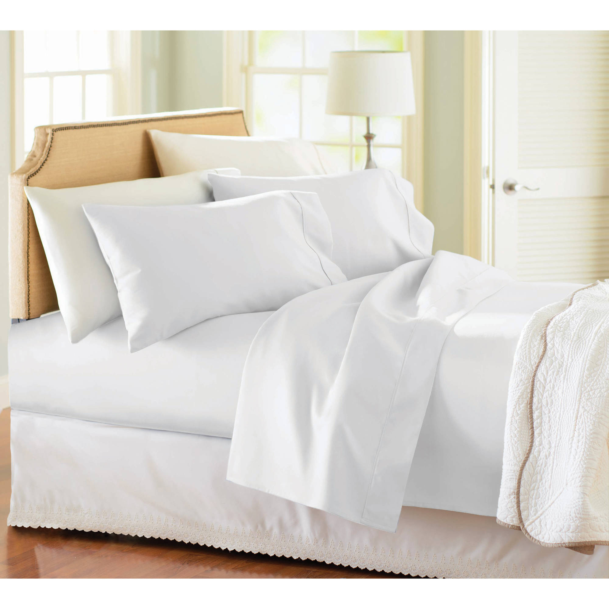 Better Homes Gardens 300 Thread Count Twin Bedding Sheet Set