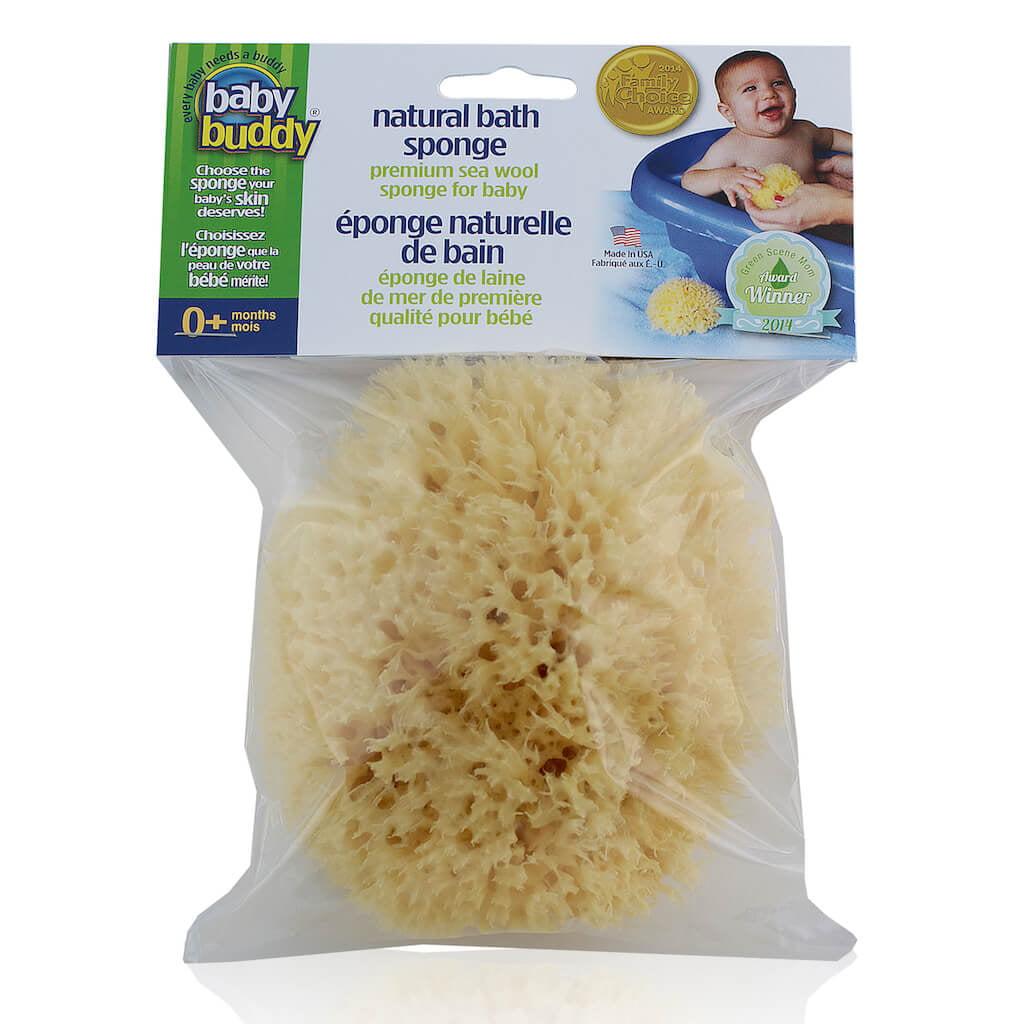 Baby Buddy Natural Bath Sponge Sea Wool Walmart Com
