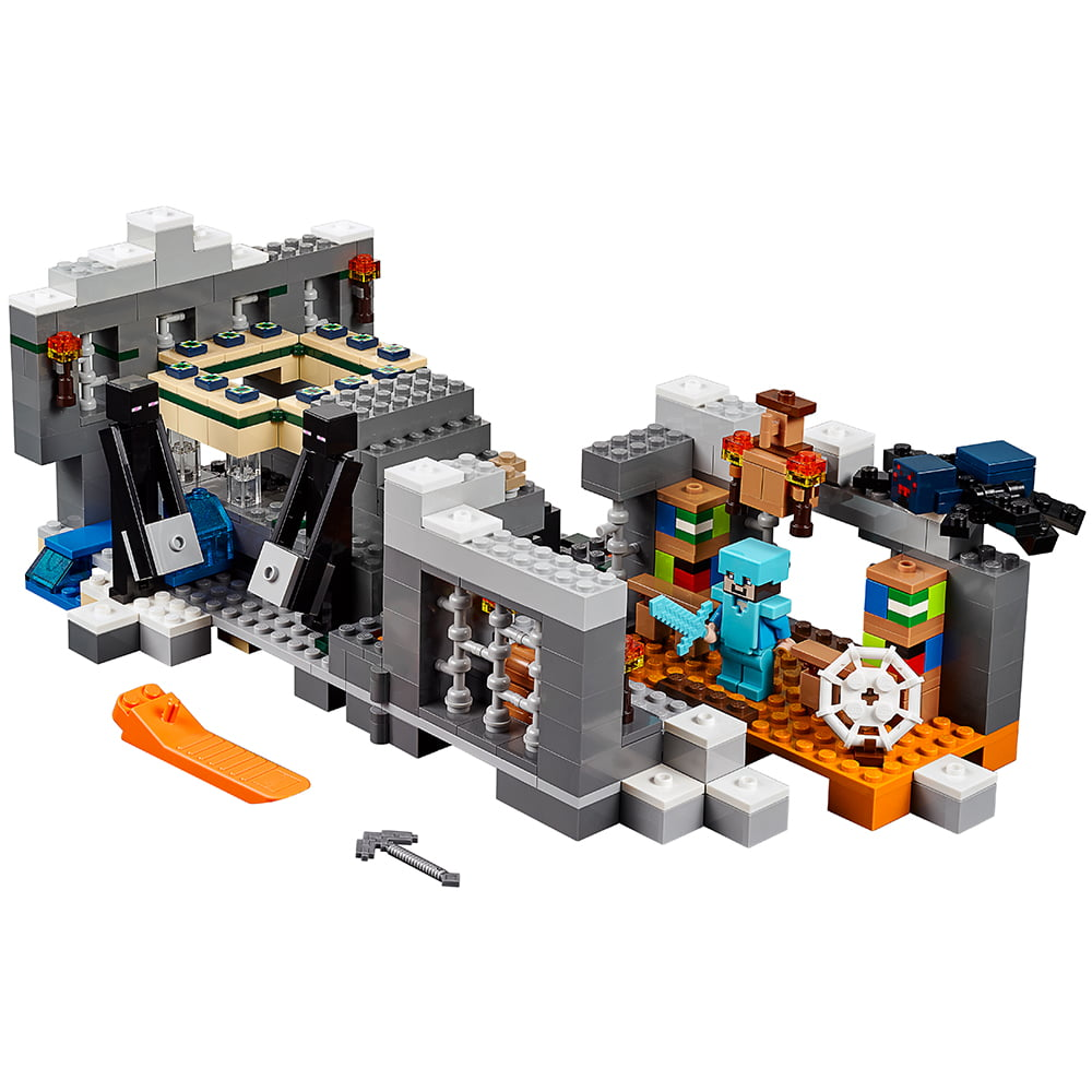 Lego Minecraft The End Portal 21124 by LEGO System Inc