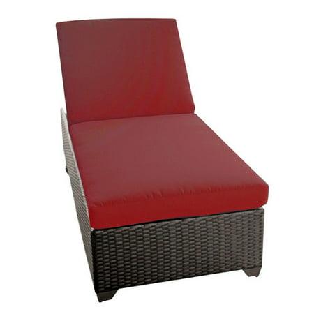 Tk classics classic chaise lounge with cushions - Walmart lounge cushions ...